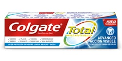 Colgate Total® Advanced Acción Visible