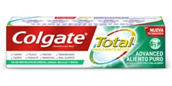 Colgate Total® Advanced Aliento Puro