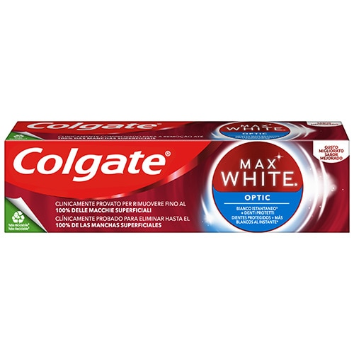 Colgate Max White Optic Pasta Dentífrica