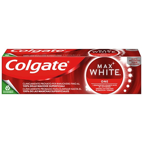 Colgate<sup>®</sup> Max White One