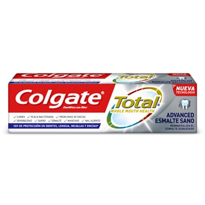 Dentífrico Colgate® Total® Advanced Esmalte Sano