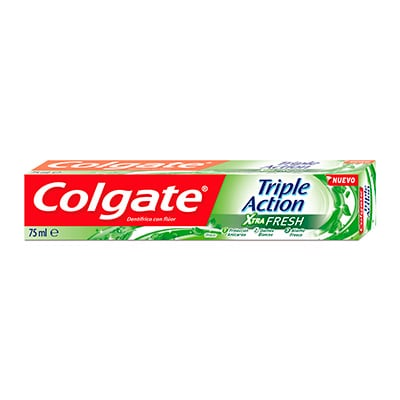 Colgate Triple Action Extra White Pasta Dentífrica